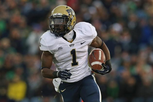 Pitt's Graham Takes Run at Higher Draft Spot