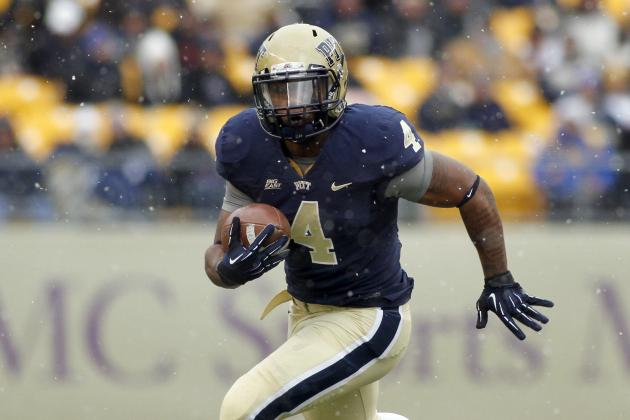 Pitt's Shell Ready to Become Featured Runner