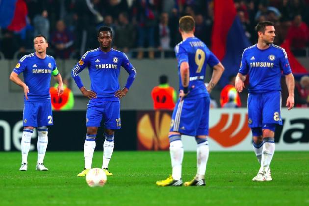 Steaua Bucharest vs. Chelsea: Europa League Live Score, Highlights, Recap