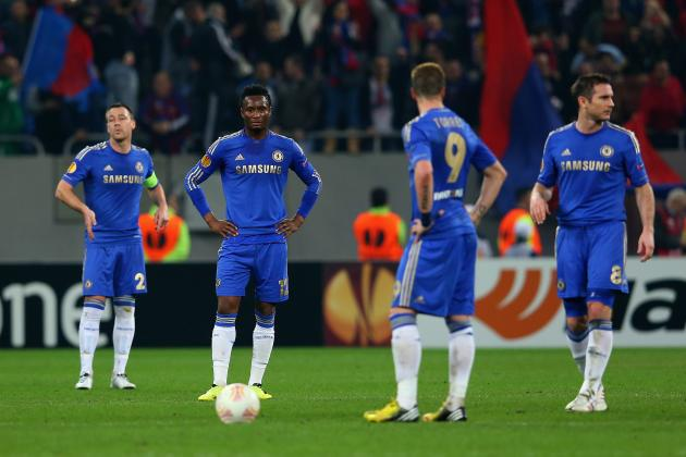 Chelsea Second Best in Bucharest