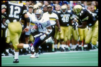 Former Husky Greg Lewis on 2013 CFB Hall of Fame Ballot