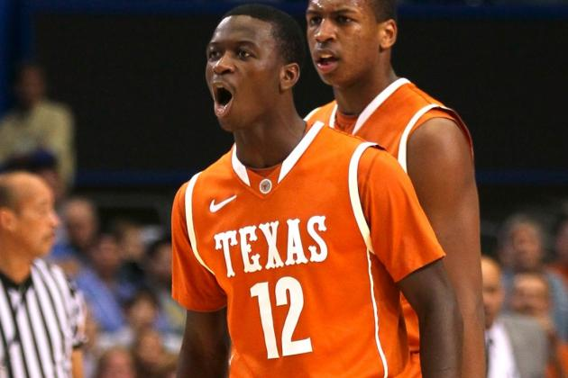 Blueprint for Fading Longhorn Star Myck Kabongo to Rejuvenate NBA Draft Stock