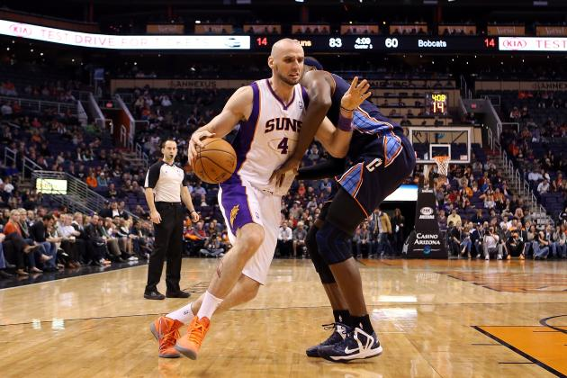 Marcin Gortat Out 3-4 Weeks Due to Lisfranc Sprain in Left Foot