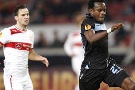 EL: Lazio Conquer Stuttgart