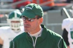 New MSU Coordinator Dave Warner: Offense Can Be 'A Little More Imaginative'