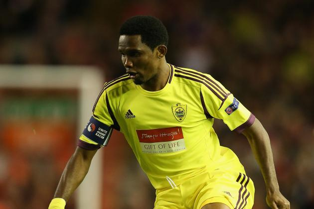 Anzhi vs. Newcastle: What We Learned from 1st Leg Stalemate