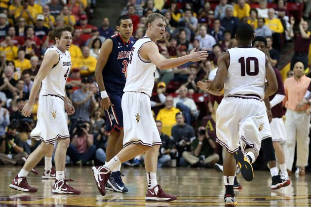 Arizona State Basketball: Blueprint for Stunning Arizona in Pac-12 Finale