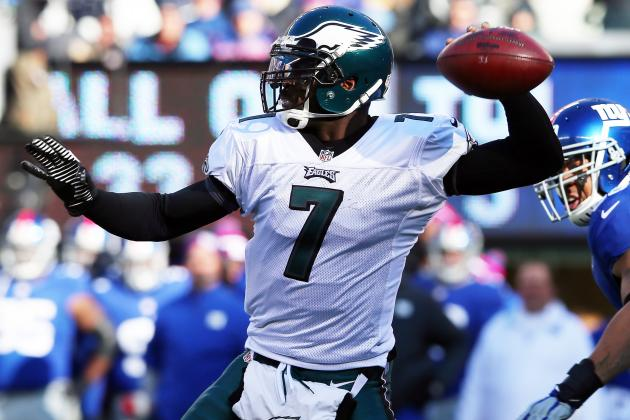 Michael Vick's Rejuvenation Will Be Triggered by Eagles' Commitment to Run Game