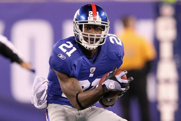 Report: Kenny Phillips Rejects New York Giants Offer, Will Test Free Agency