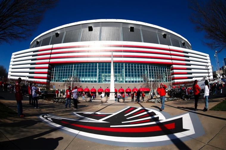 Atlanta Falcons Announce Deal to Build New Stadium