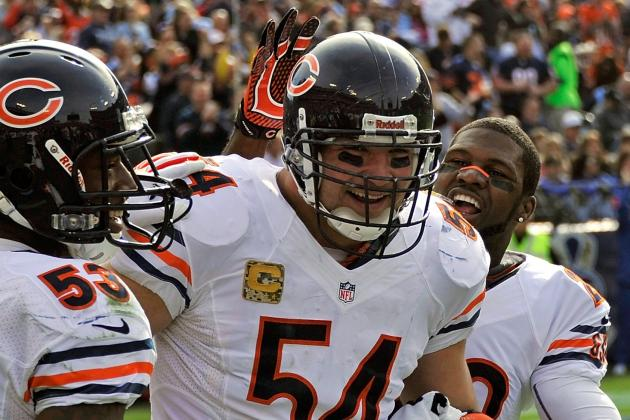 Bears, Urlacher Talking