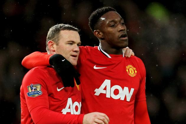 Manchester Utd: Why Wayne Rooney Did Not Deserve to Be Dropped for Danny Welbeck