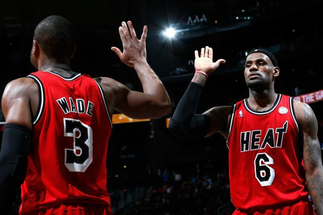 Blueprint for Opposing NBA Teams to Stop Potent Miami Heat Attack