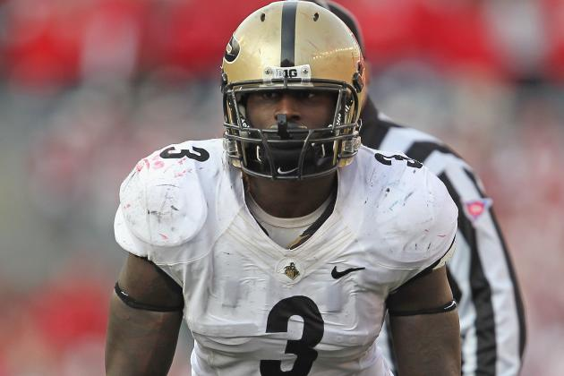 Former Purdue Football Player Back in Jail for Violating House Arrest