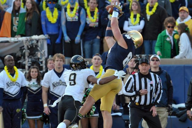 NFL Draft 2013: Best Tight End Prospects in the Draft