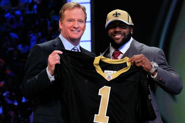 New Orleans Saints 2013 Mock Draft Roundup