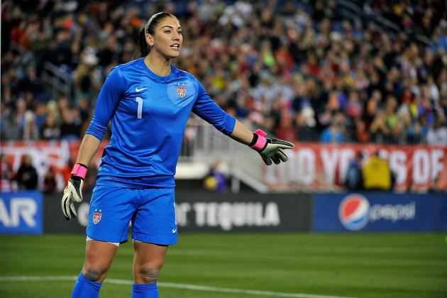 Hope Solo's Absence Won't Ruin USA's Chances in Algarve Cup
