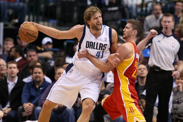 Dirk Nowitzki on Lineup Changes: 'Too Late Now for Hard Feelings'