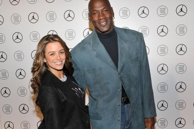 Michael Jordan Sets Date for April Wedding to Fiancee Yvette Prieto