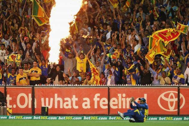 Sri Lanka Win Thriller in Last over