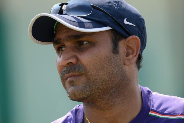 India Drop Sehwag from Test Squad