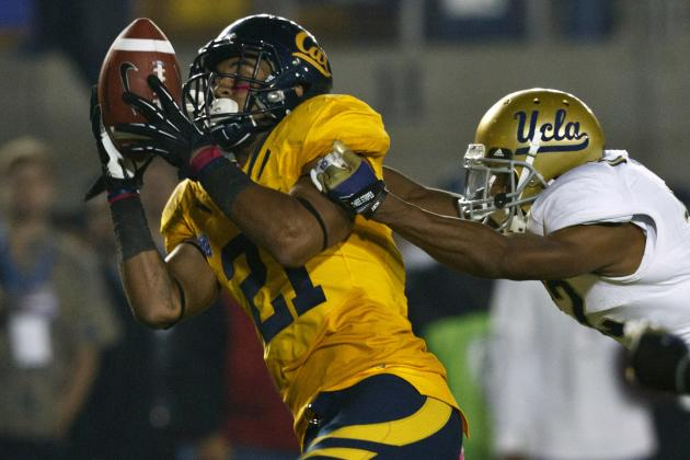 Cal WR Allen to Hold Private Workout April 9