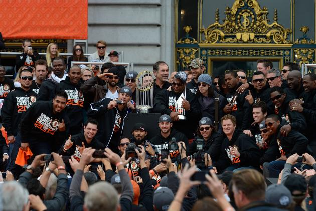 San Francisco Giants: Previewing the 2013 Regular Season