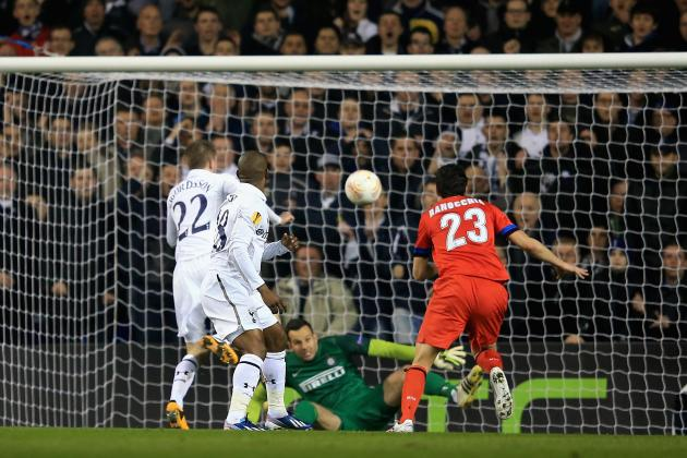 Inter Humiliated at White Hart Lane