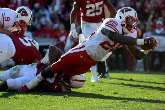 Badgers' Ball Shows Improved Speed