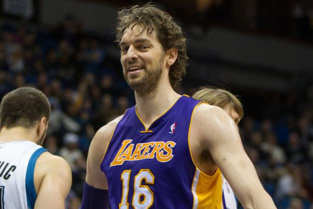 Pau Gasol Cleared to Run