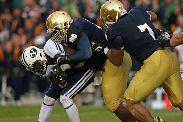Notre Dame Football: Spring Practice Preview for the Irish's Defensive Line