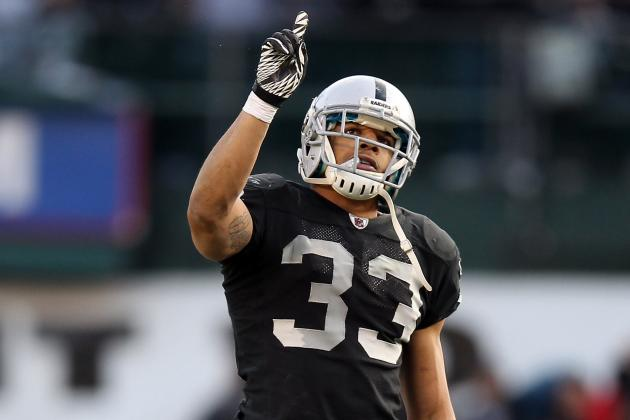 Oakland Raiders Save Cap Space as Tyvon Branch Restructures Deal