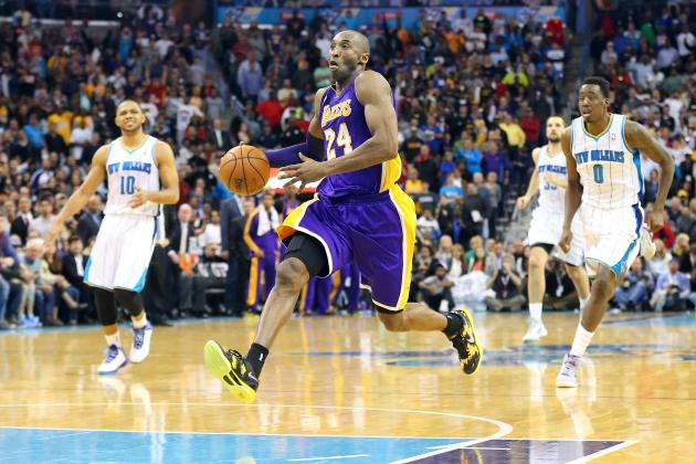 Los Angeles Lakers Mount Furious Comeback to Beat New Orleans