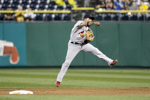 Rafael Furcal's Season-Ending Injury Won't Cripple St. Louis Cardinals