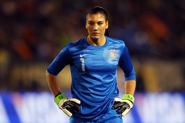 Hope Solo Undergoes Wrist Surgery