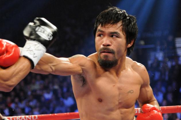 Manny Pacquiao: Latest News and Notes on Next Opponents for Filipino Boxing Star