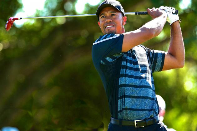 WGC-Cadillac Championship 2013: Day 1 Leaderboard Analysis, Highlights and More