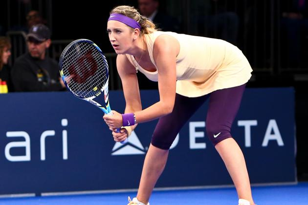 AZARENKA: JUST LOOKING to WIN