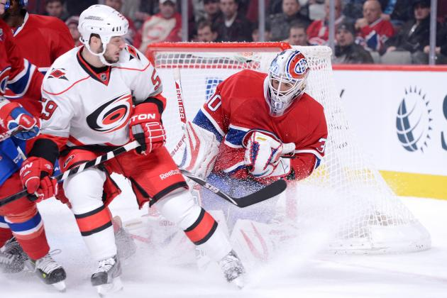 ESPN Gamecast: Canadiens vs. Hurricanes
