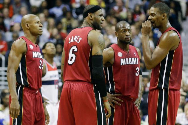 When Should Miami Heat Begin Resting Starters?
