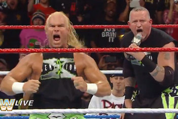 WWE: New Age Outlaws to Face off Against Rhodes Scholars