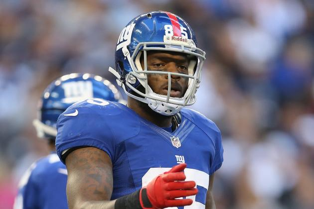 Why the New York Giants Would Be Silly to Re-Sign Martellus Bennett