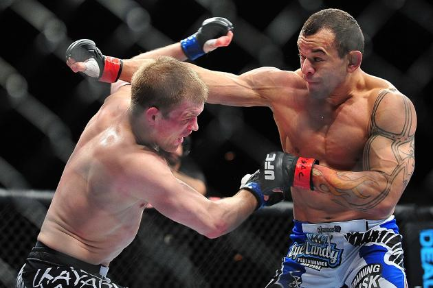 UFC on FX 8 Confirms 14 More Fighters for Vitor Belfort vs. Luke Rockhold Card