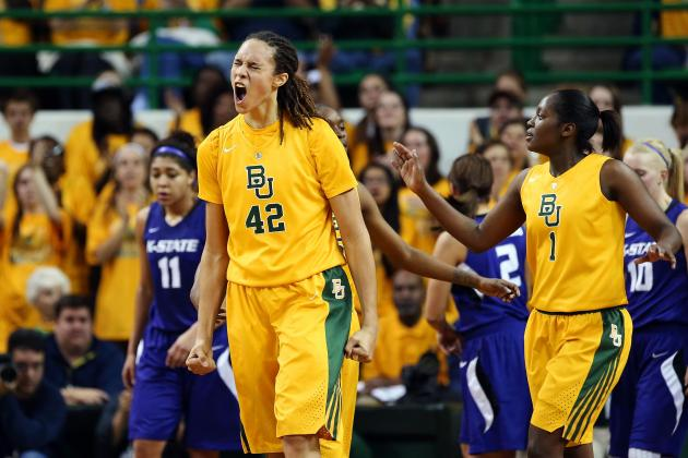 Could Baylor's Brittney Griner Play on a Men's College Basketball Team?