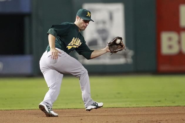 Oakland A's Second-Base Competition Has Been Painful