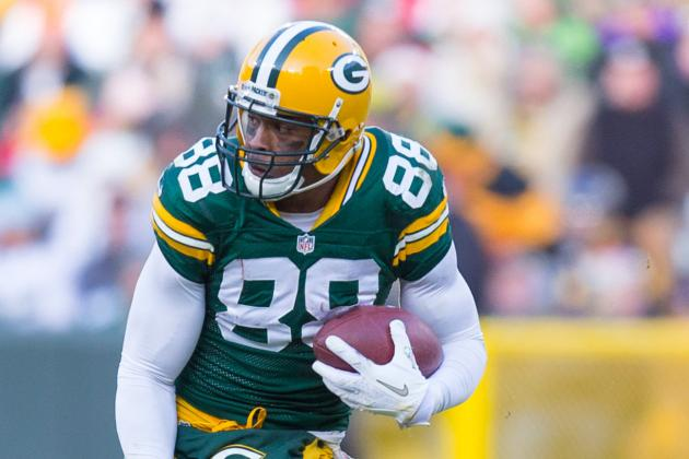 Should the Green Bay Packers Cut TE Jermichael Finley?
