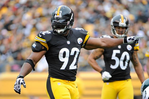 Pittsburgh Steelers: Why They Must Keep James Harrison