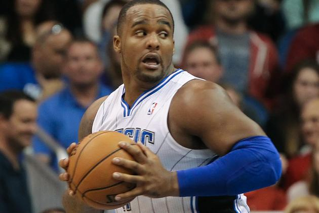Magic Notebook: Glen Davis Is Employing a Vegan Diet