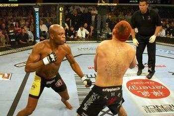 Analyzing the UFC Debut of Anderson Silva