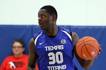 Kansas Basketball: Julius Randle's Trimmed List Includes Jayhawks